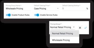Multi Tier Pricing