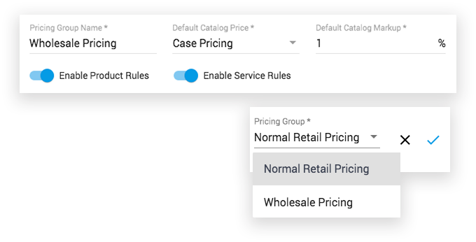 Multi Tier Pricing