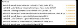 YoPrint AlphaBroder Catalog Search v1.0