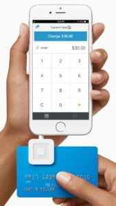 square payment integrated