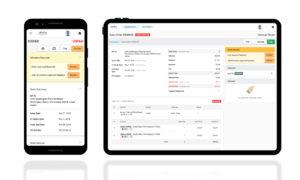 Customer Portal Order Details Mobile Friendly