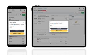 Customer Portal Payment Mobile Friendly