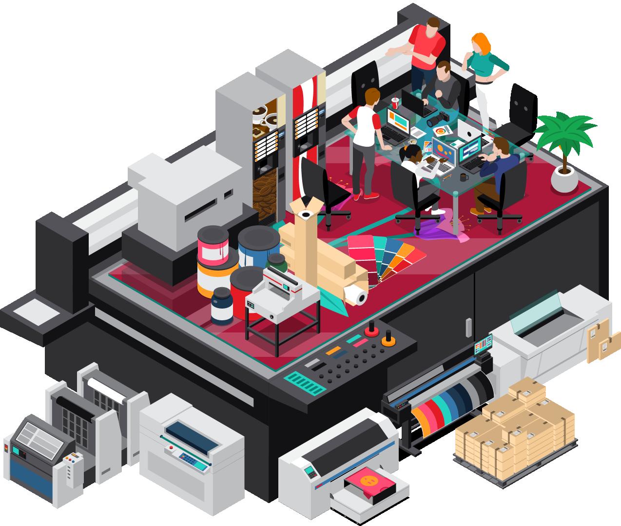 YoPrint - Next Generation Business Management Software for Apparel Decorators