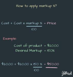 YoPrint Apply Markup