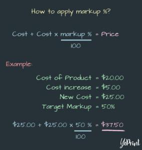 YoPrint Apply Markup v1.1