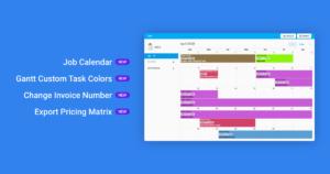 YoPrint Job Calendar Release
