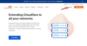 YoPrint Cloudflare Landing Page