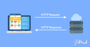 YoPrint HTTP Request example
