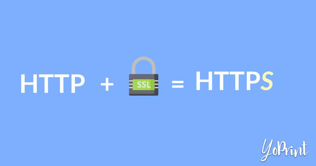YoPrint HTTP SSL HTTPS