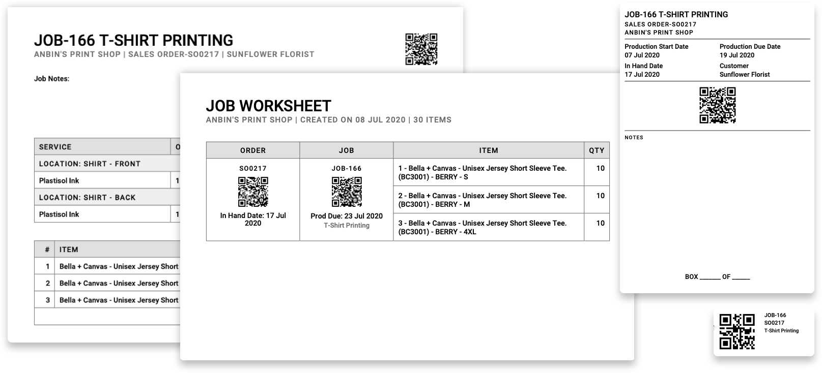 YoPrint Production Management Barcode Workflow v1.0