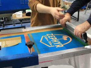 YoPrint Screen Printing Not Doing Test Print