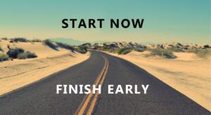 yoprint plan to finish early