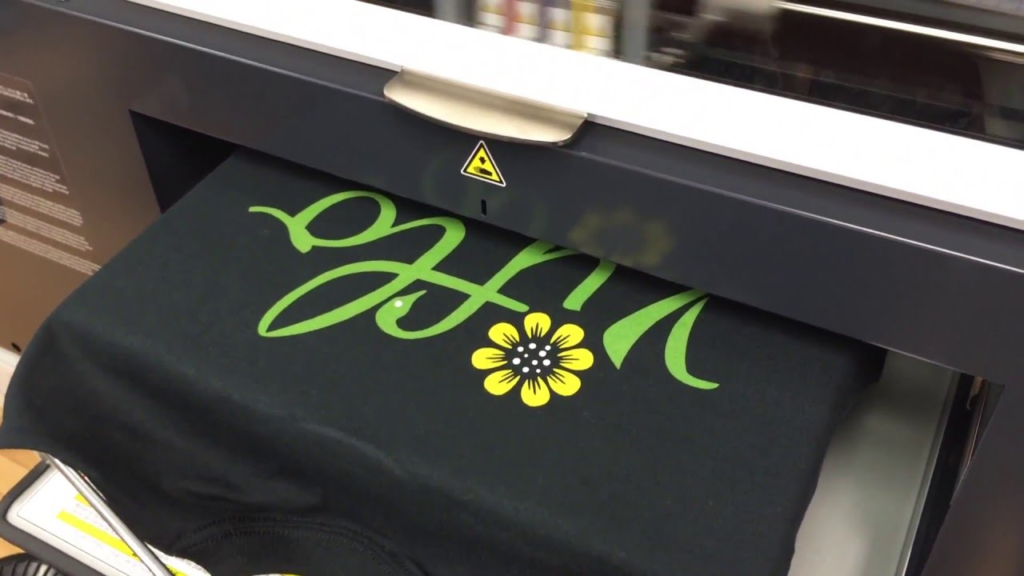 YoPrint DTG Printing