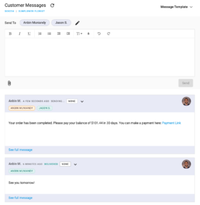 YoPrint Multiple Email Recipient