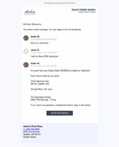 YoPrint New Email Design