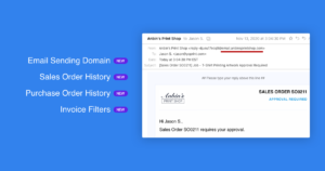 YoPrint Email Sending Domain Change History Notification History v1.0